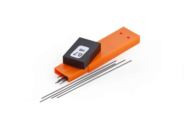 Waldmann 0122 Kassette mit 12 Bleistiftminen 0,7 mm