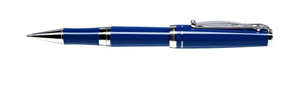 Cleo Skribent Rollerball Platinum - blau 25043