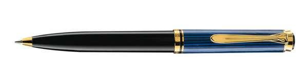 Pelikan Kugelschreiber Souverän K800 Schwarz-Blau - 986257