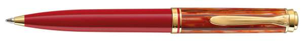 Pelikan Kugelschreiber K600 Schildpatt-Rot, 815772 - Special Edition