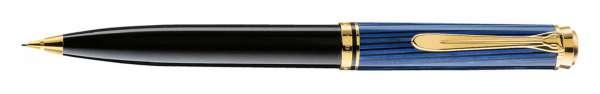 Pelikan Bleistift Souverän D600 Schwarz-Blau - 988345