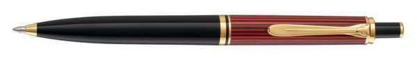 Pelikan Kugelschreiber Souverän K400 Schwarz-Rot - 923086