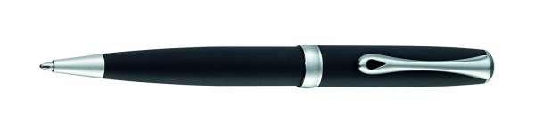 Diplomat Kugelschreiber Excellence A2 Lapis schwarz matt chrom easyFlow, D40204040