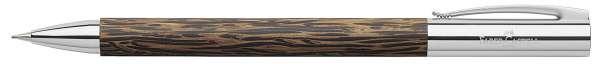 Faber-Castell Drehbleistift 0,7mm-B AMBITION Cocos, 138150