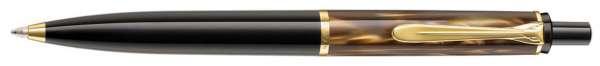 Pelikan Kugelschreiber K200 Braun-Marmoriert 808958