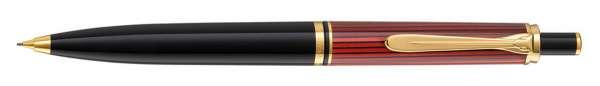 Pelikan Bleistift Souverän D400 Schwarz-Rot - 923094