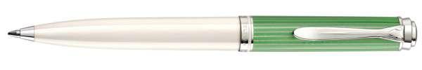 Pelikan Kugelschreiber Souverän K605 - Grün-Weiß - 818179