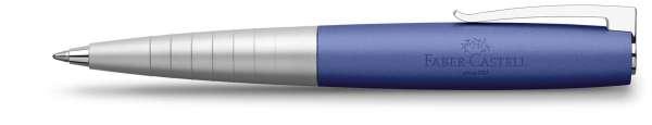 Faber-Castell Drehkugelschreiber LOOM Metallic blau, 149301