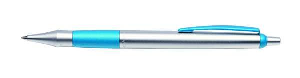 Cleo Colour Kugelschreiber matt aquablau 20844