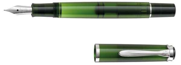 Pelikan Füllhalter M205 Olivine, Feder EF 810890 - Special Edition