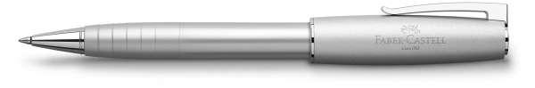 Faber-Castell Tintenroller LOOM Metallic silber, 149205