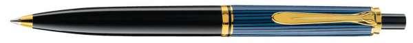 Pelikan Kugelschreiber Souverän K400 Schwarz-Blau - 985275