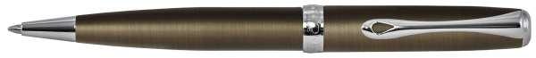 Diplomat Kugelschreiber Excellence A2 Oxid Messing, D40217040