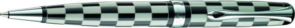 Diplomat Bleistift Excellence A plus Rome schwarz-weiß, D40102050