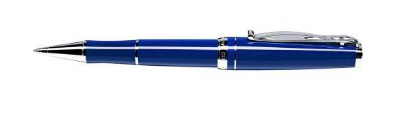 Cleo Skribent Kugelschreiber Platinum - blau 25044