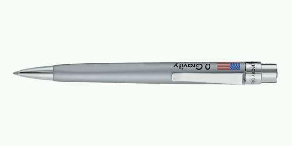 Diplomat D90154162 Kugelschreiber Spacetec 0-Gravity silber